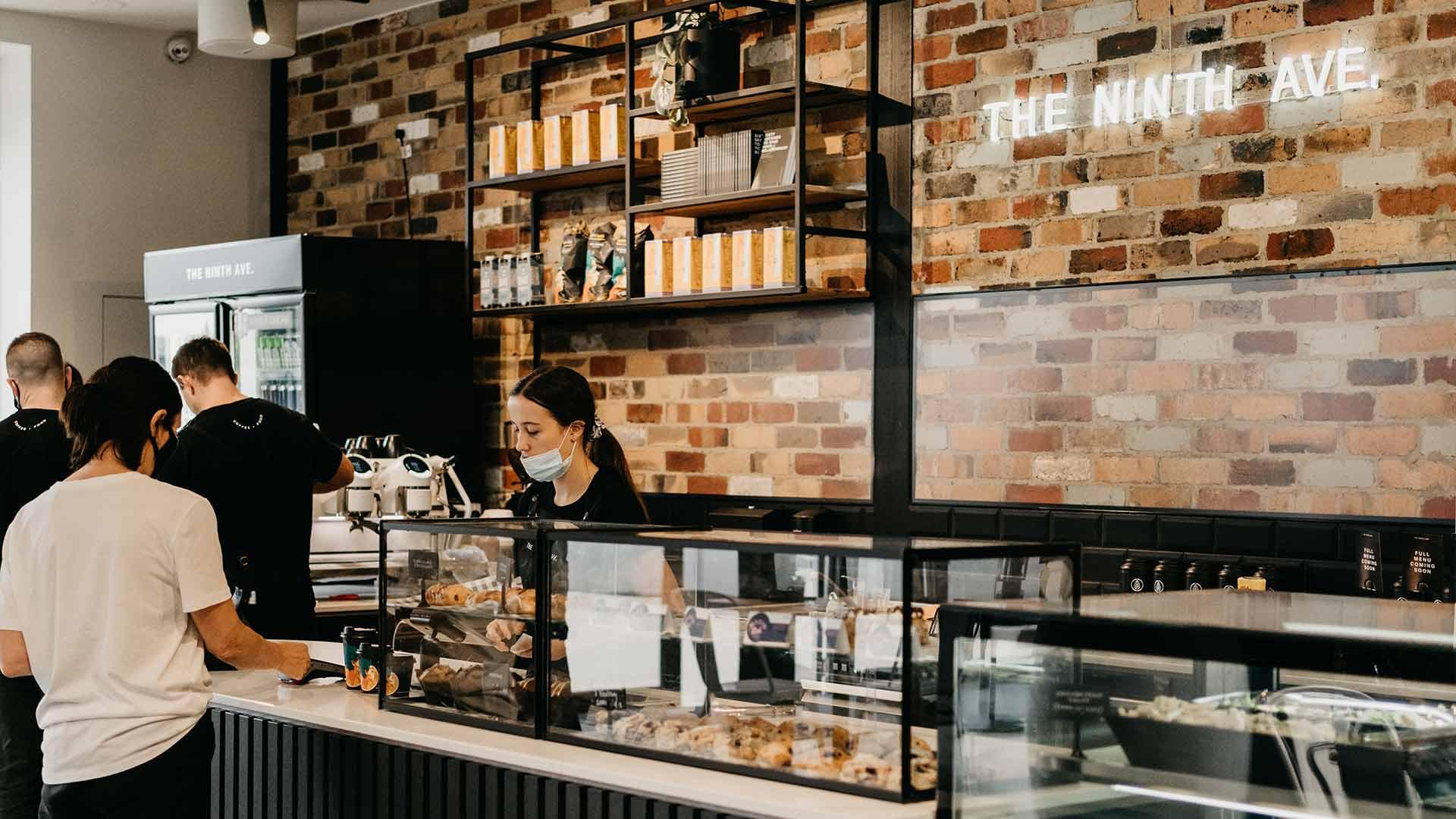 the ninth ave cafe,