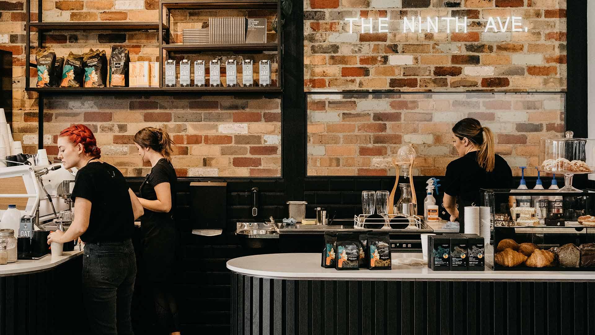 the ninth ave cafe, cafe westmeadows